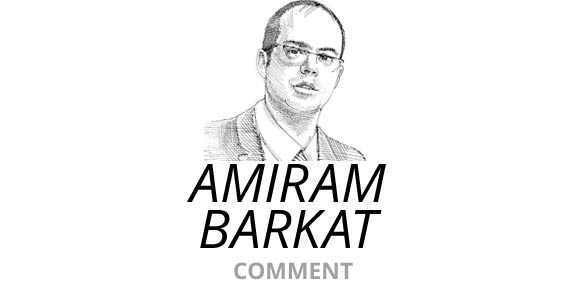 Amiram Barkat  illustration: Gil Gibli