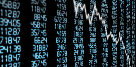 stock market  picture: Shutterstock