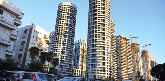 Tel Aviv luxury apartments