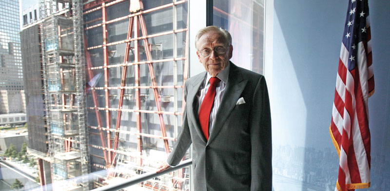 Larry Silverstein Photo: Reuters