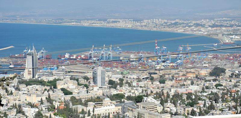 Haifa Bay Photo: Tamar Matsafi