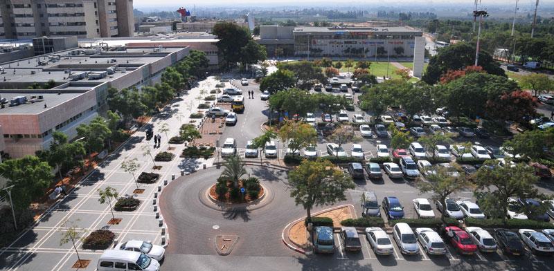 Sheba, Tel Hashomer Hospital Photo: Tamar Matsafi
