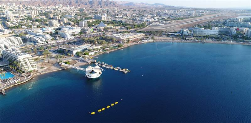 Eilat's old airport Photo: Shutterstock