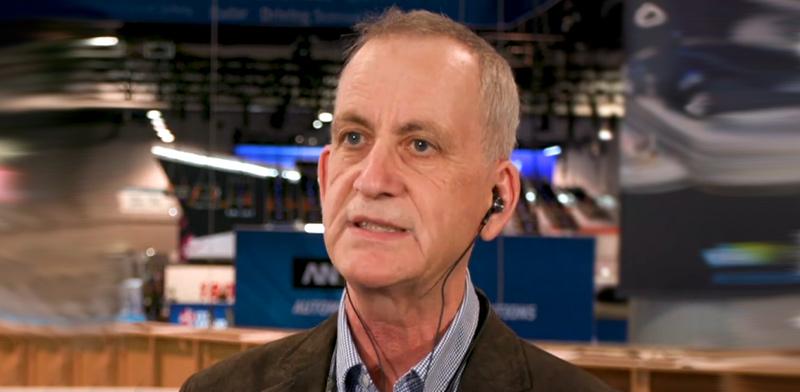 Alex Goldin and earphones Photo; Youtube