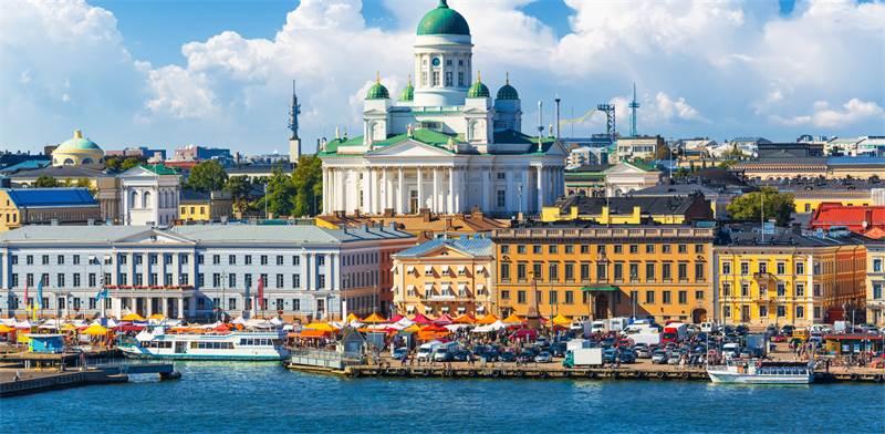 Helsinki Finland Photo: Shutterstock