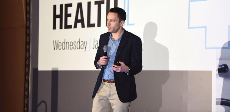 Dr. Yechiel Engelhard Photo: Oren Tessler