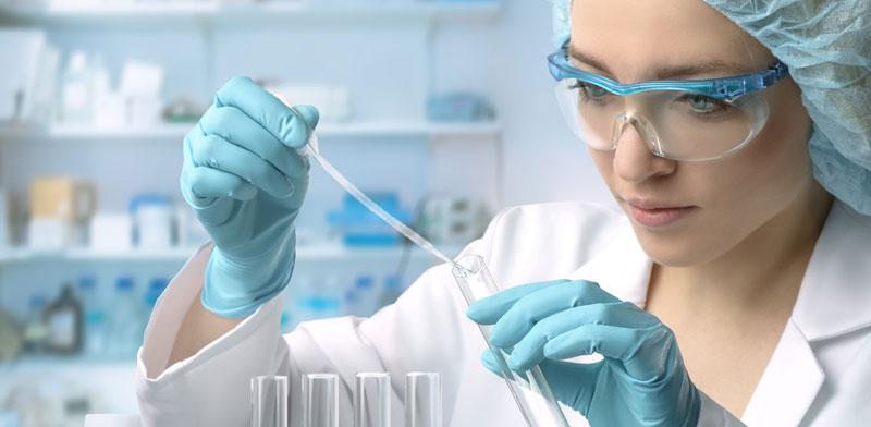 Pharmaceutical laboratory Photo: Shutterstock